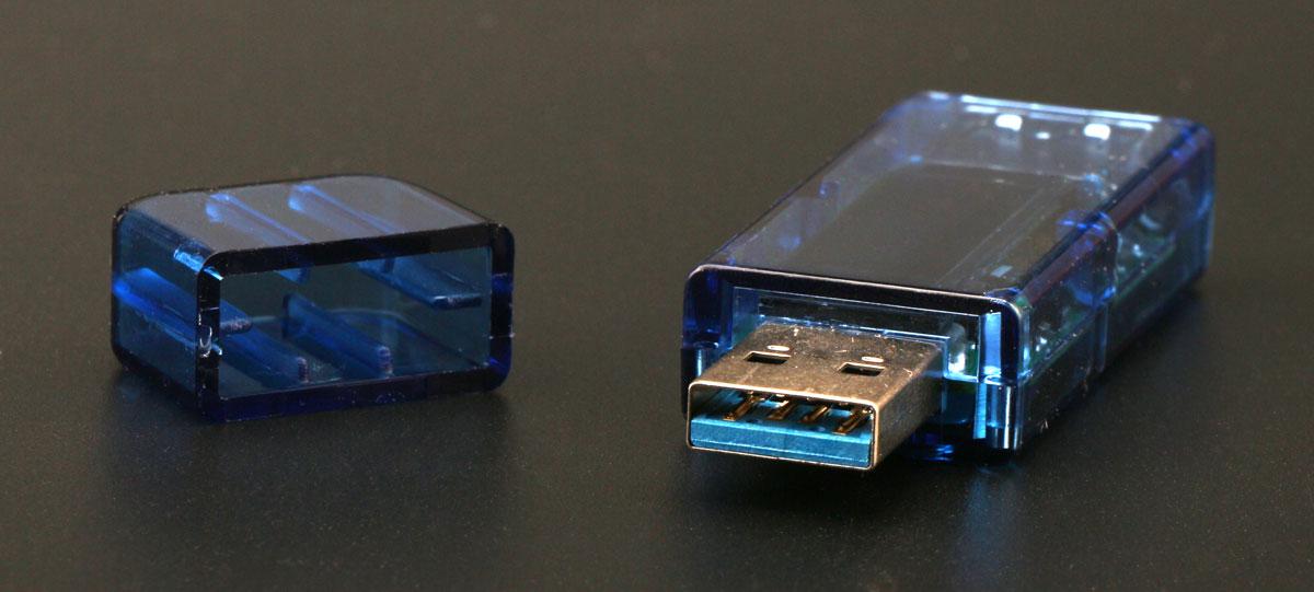 OLED USB 3.0 Multimeter