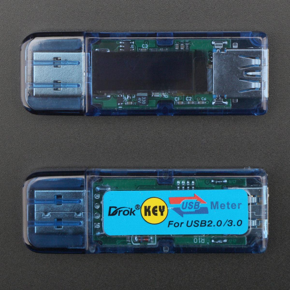 Micro OLED USB 3.0 Meter