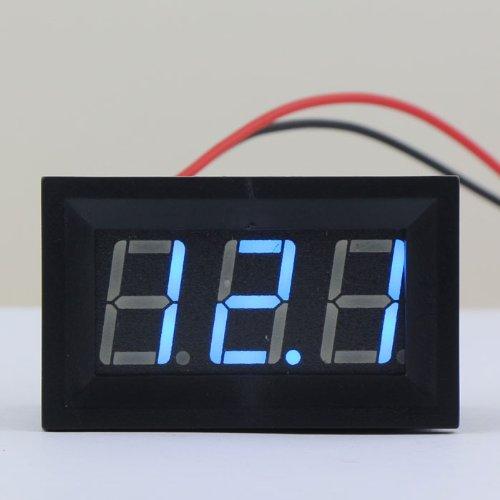 dc voltmeter