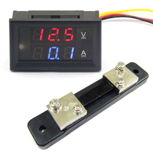 DC Voltmeter Ammeter