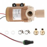 DC 12V Micro Pump/Solar Water Pump/Booster Pump/Min Water Pump Food Grade Ultra Quiet Brushless Motor