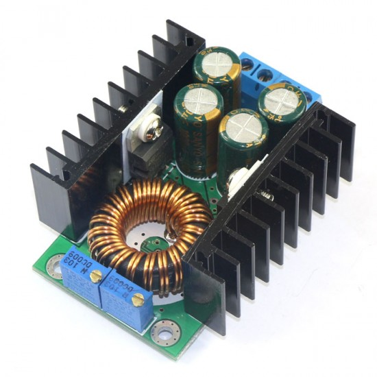 DC 7-32V to 0.8-28V Adjustable Step Down Power Supply Module Buck Converter