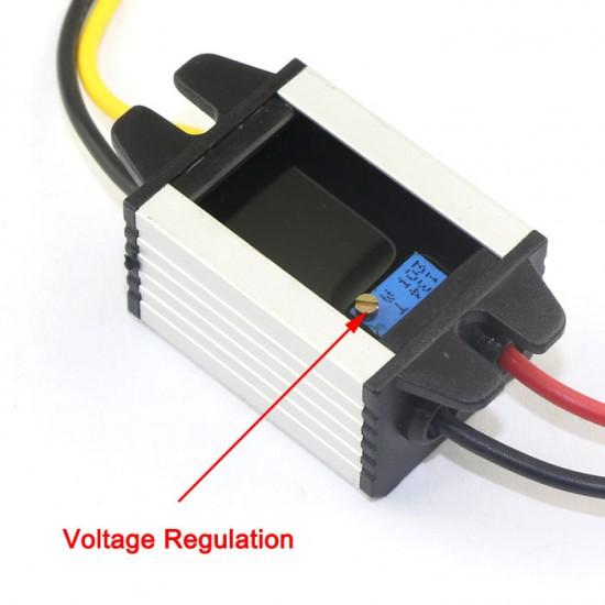 DC to DC 8-22V to 1-15V 12V 5V Buck Voltage Regulator Mini Adjustable Step Down Converter Module