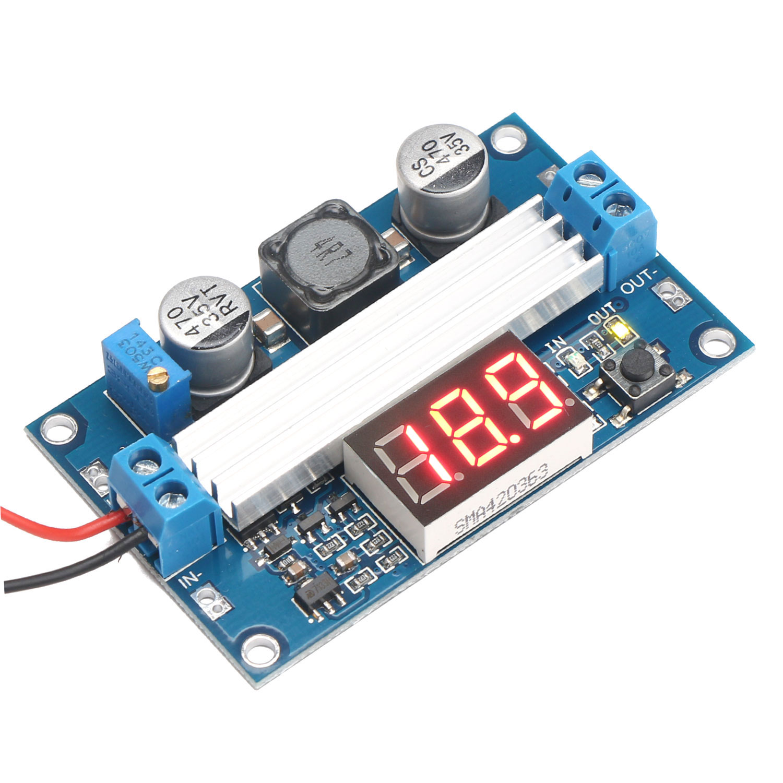 100w Power Supply Module Dc 335v To 3535v 6a Adjustable Voltage Variable Reference Regulator