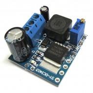 15W Power Supply Module DC 3.7V~34V to 3.7V~34V 3A Boost Converter/Adjustable Voltage Regulator DC 12V 24V Adapter/Driver Module