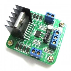Controller L298N Dual H Bridge DC Stepper Motor Drive Control module for arduino stepper motor smart car robot