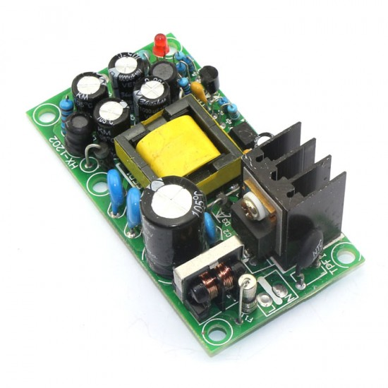 110V AC 90~240V to DC 24V/5V Volt Converters Dual Voltage Switching Power Supply