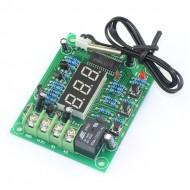 -50-110 °c Digital Home Heating Cooling Thermostat Temperature Controller+Sensor