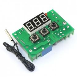 12V Digital Heating Thermostat Temp Control -50-110 °c Temperature Controller