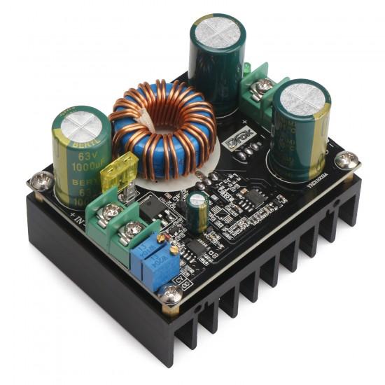 600W Constant Current 12-60V To 12-80V DC Step Up Electrical Converter Regulator