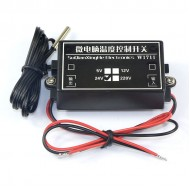 -15-70°c Heating Cooling Thermostat Temperature Controller DC 24V
