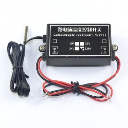 -15-70°c Heating Cooling Thermostat Temperature Controller DC 220V