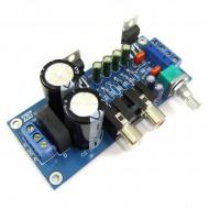 TDA2030A Stereo Audio Power Amplifier Circuit OCL 18W+18W Dual Channel Amp Board