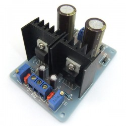 Mini AC 1.5-18 V to DC 2-25V Converter Dual Power Supply Adjusted Module Regulator