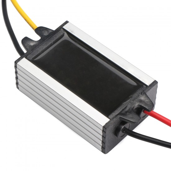 12W Voltage Regulator DC 9~60V to 4.2V 3A Buck Power Supply Module/Car Converter/Power Adapter/Driver Module Waterproof