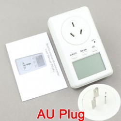 Mini Metering socket Australia Plug Multi-function Watt Meter KWH Electricity Analyzer Power Monitor