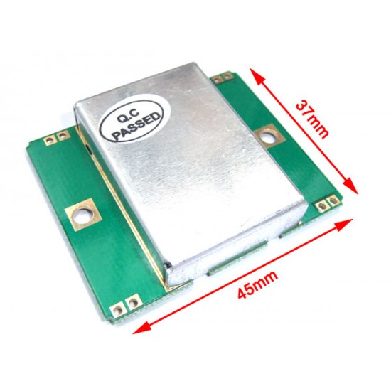 Microwave Doppler Radar Wireless Module Motion Sensor HB100, Microwave Motion Sensor, Motion Detector