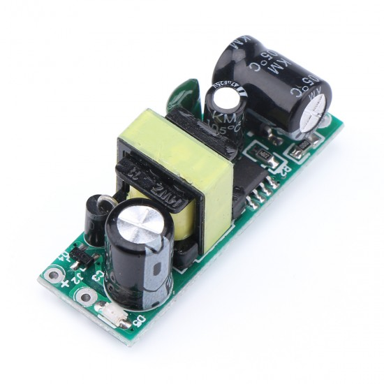 High/low Voltage Isolation AC 90~240V To DC 9V Switch LED Regulated Power Supply