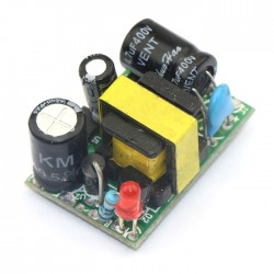 500mA 90~240V AC To 9V DC LED Adaptor Switched Converter Regulator Power Supply