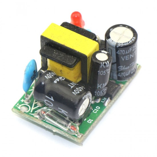 500mA 90~240V AC To 9V DC LED Adaptor Switched Converter Regulator Power Supply