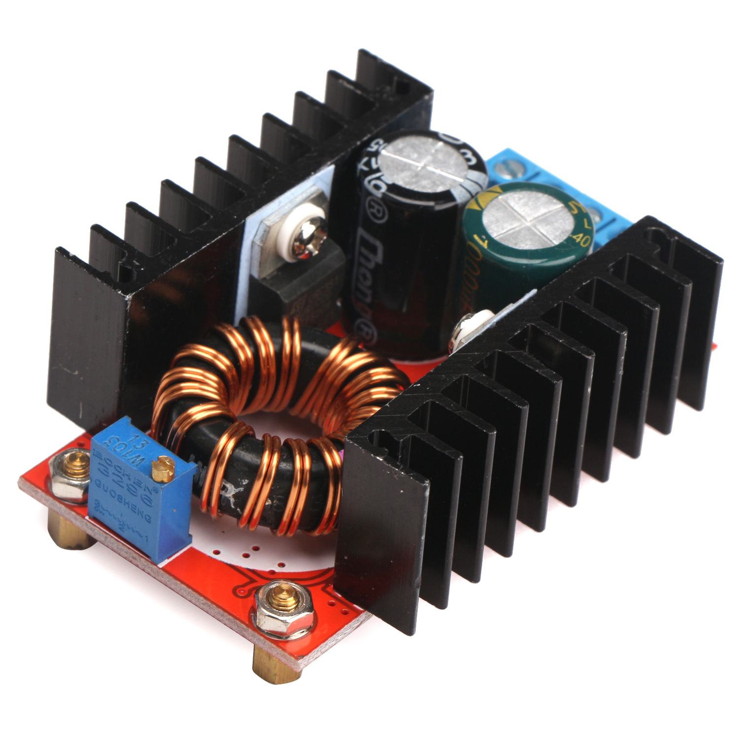 120w Dc 10 32v To 35 60v Boost Converter Laptop Notebook Car Circuit Power Supply