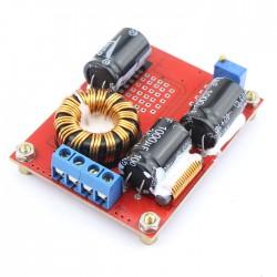 72W Adapter DC 8~32V to 12~35V 3A Boost Converter/Adjustable Voltage Regulator DC 12V 24V Power Supply Module/Driver Module