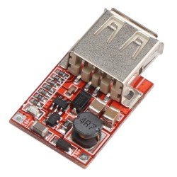 Power Supply Module DC 1~5V to 5.1~5 .2 V 1.5A Boost Voltage Regulator/USB Charger / Adapter for Cell Phone / MP3 / MP4/ PSP etc