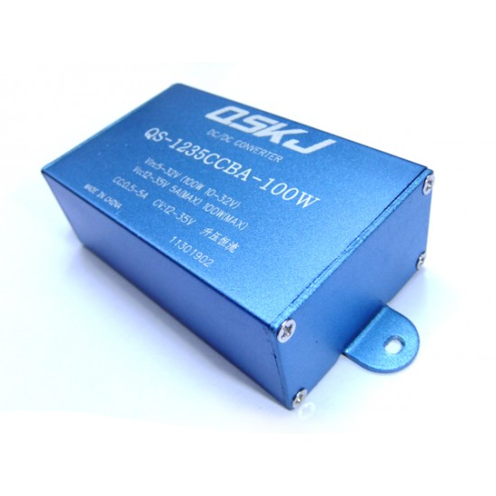 100W Adapter DC 5~32V to 12~35V 5A Boost Voltage Regulator DC 12V 24V Power Supply Module/Power Converter/Driver Module