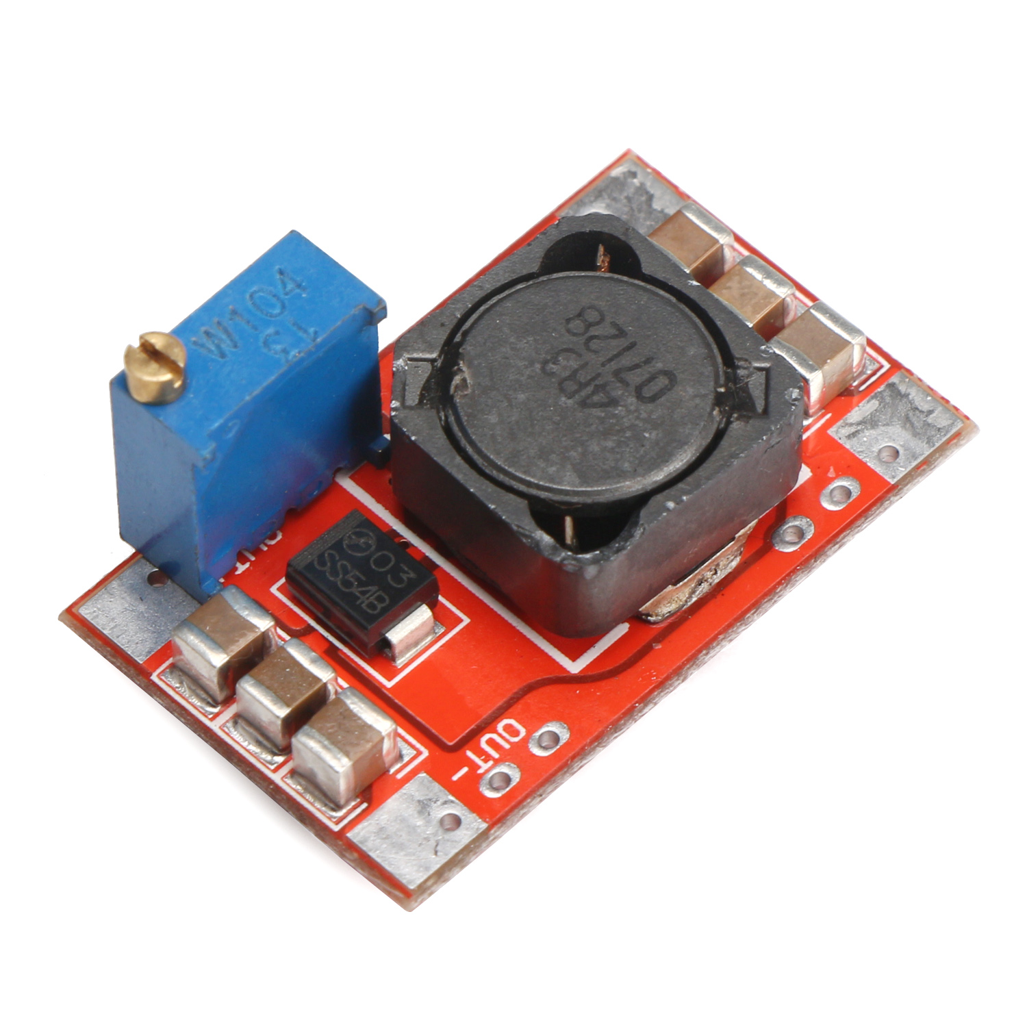 25w Power Adapter Voltage Regulator Dc 2525v To 525v Adjustable Explanation And Circuit Electronic Circuits Supply