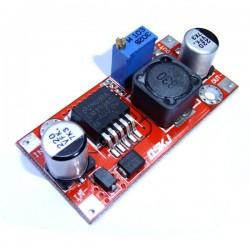 DC Buck Power Supply DC 12V to 6V Voltage Regulator LM2596 DC 4.5-35V to 1.25-30V Adjustable Step down Converter