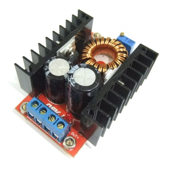 100W Power Supply Module/Voltage Regulator/Adapter DC 10~32V to 60~97V 2A Boost Charging Module/Adjustable Charger/Driver Module