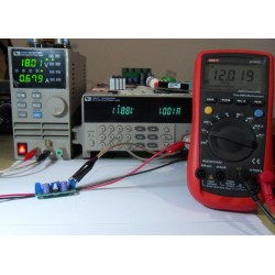 Power Supply Module DC 5~24V to 0.93 ~18V 2.5A Buck Voltage Regulator/Adapter DC 5V 12V Power Converter/Adapter/Driver Module