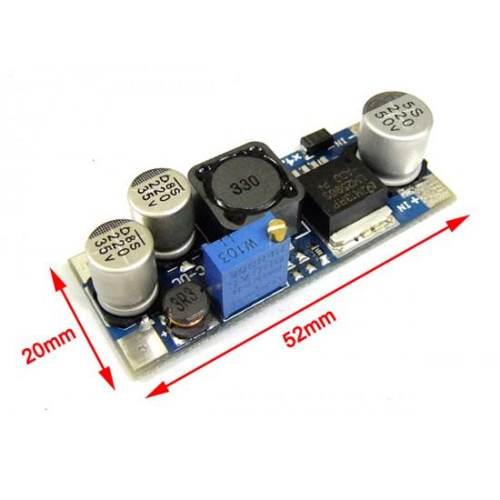 DC 12V 24V Power Supply Module DC 4V~40V to 1.5V~35V 3A Buck Voltage Regulator/Adapter/Power Converter/Driver Module