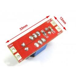 Power Supply Module DC 63V~4.5V to 60V~1.5V Buck Converter/Adjustable Voltage Regulator DC 12V 24V 48V Adapter/Driver Module