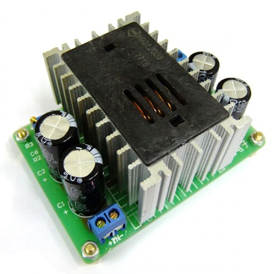 DC 8-40V to 3-30V Buck Step-Down Converter Switching Power Supply Module