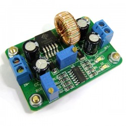 DC 5-30V to 1.25V-26V Constant Current Regulator Power Supply Buck Module With CC CV
