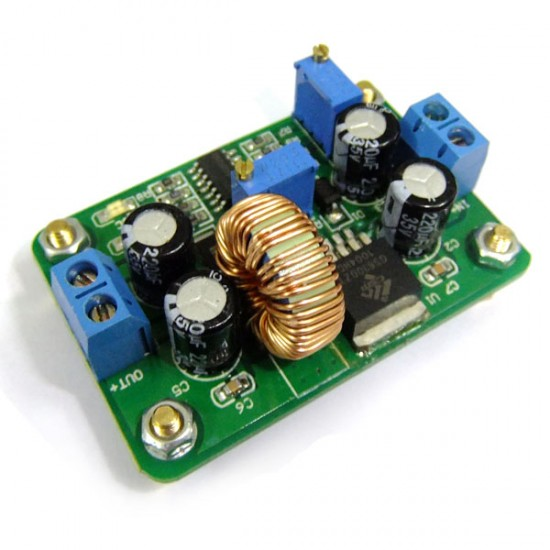 DC 5-30V to 1.25V-26V Constant Current Regulator Power Supply Buck Module With CC CV