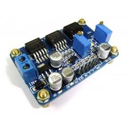Power Supply Module DC 6.5V~22V to 3.3V~30V 3A Adjustable Voltage Regulator/Power Converter DC 5V 12V 24V Adapter/Driver Module