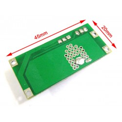 Power Supply Module DC 3~24V to 5~25V Switching Power Supply Lithium Battery Boost Circuit Board DC 5V 12V 24V Adapter/Charging Module