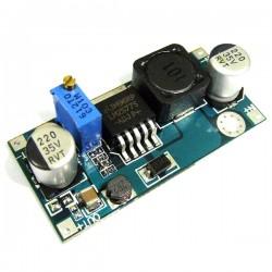 15W Power Supply Module DC 3V~30V to 4V~35V Boost Converter/Adjustable Voltage Regulator DC 5V 12V 24V Adapter/Driver Module
