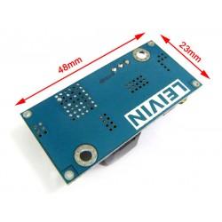 Auto DC 3~35V to 1.25V~30V 2A Boost Buck Converter/Adjustable Voltage Regulator/Power Supply Module/Adapter 12V 24V solar voltage regulator charger circuit