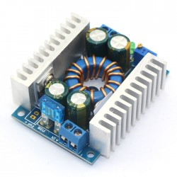 150W Power Supply Module DC 12V 24V Boost Converter Adjustable Voltage Regulator Notebook/Mobile Power Module/Adapter/Driver