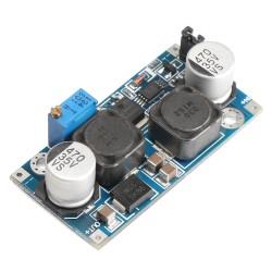 25W Power Supply Module/Charging module DC 3~15V to 0.5~30V Boost Converter/Adjustable Voltage Regulator DC 5V 12V 24V Adapter
