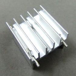25x24x16mm Aluminum Heatsink For TDA7294 L298 TO220 Radiator DC Converter Chip Heat Sink