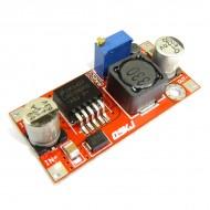 Power Supply Module DC 4.5~55V to 1.25~30 3A Buck Adjustable Voltage Regulator DC 5V 12V 24V Adapter/Charging Module