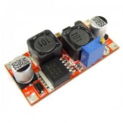 20W Power Supply Module/Adapter DC 3~35V to 1.25~30V 1A Buck Adjustable Voltage Regulator DC 5V 12V 24V Charging Module/Driver Module