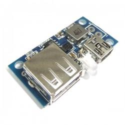 Power Supply Module DC 2.6~5.5V to 5V 2A Voltage Regulator/Power Converter USB Charger DC 5V USB Adapter/Driver Module