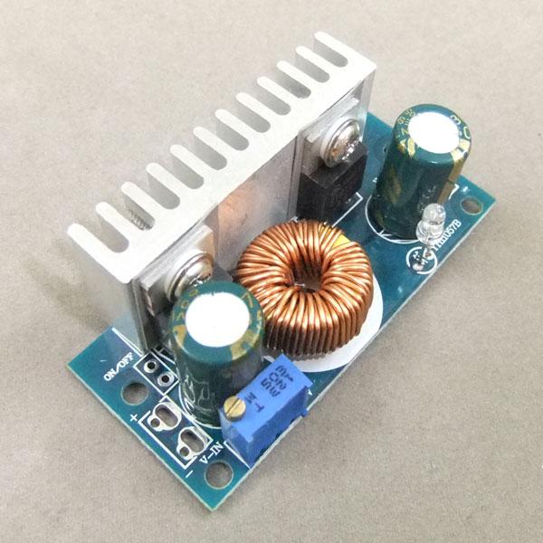 Power Converter/Laptop Adapter DC 4.5~32V to 5~42V 6A Boost Power Supply Module/Voltage Regulator DC 5V 12V 24V Driver/Charger