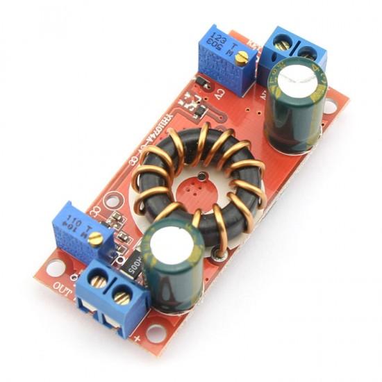 10A Power Converter DC 4~30V to 1.2~30V Buck Power Supply Module/Voltage Regulator DC 5V 12V 24V Adapter/Charger/Driver Module
