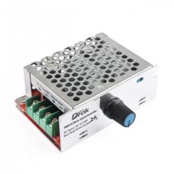PWM Controller DC 9~60V 20A 600W Stepper Motor Speed Controller Pulse Width Modulation Stepless Control Module/DriverModule/Voltage Regulator/Power Supply Module